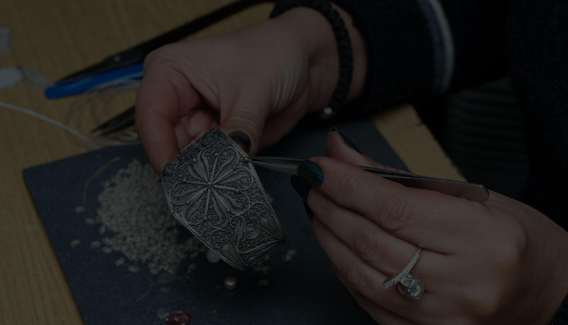 bijoux touaregs faits main